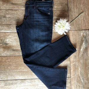 Lucky Brand Sweet Crop Jeans, Size 4/27